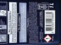 Savon noir, a l'huile de lin - Ingredients