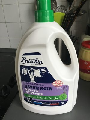 Savon noir - Product - fr