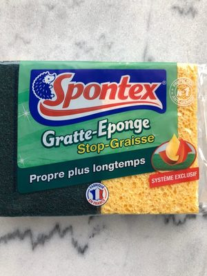 éponge stop graisse spontex - Produit