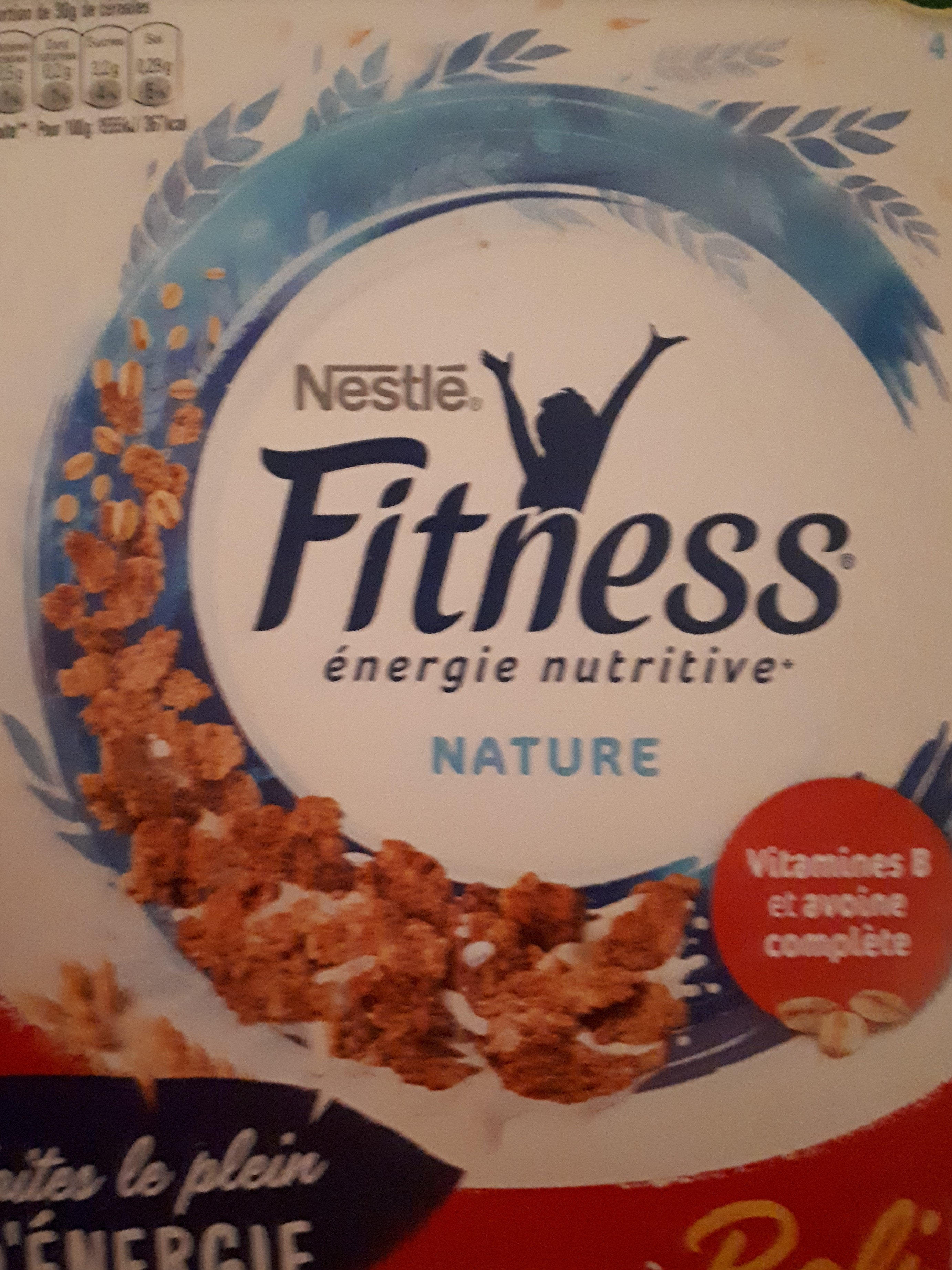 fitness énergie nutritive - Product - fr