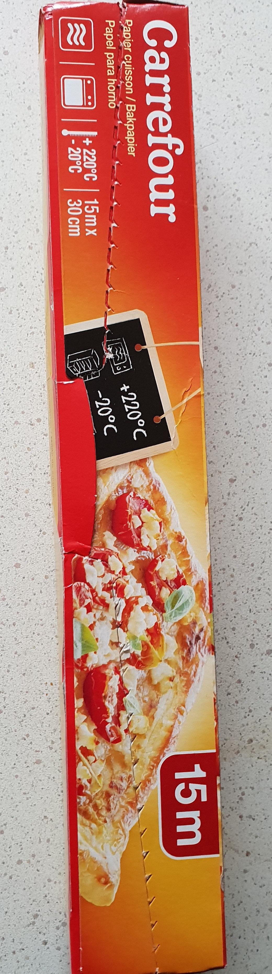 papier cuisson - Product