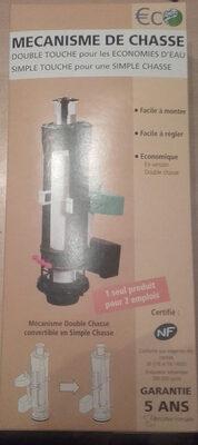 Mécanisme de chasse d'eau - Product