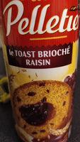 toast pelletier Lu - Product - fr