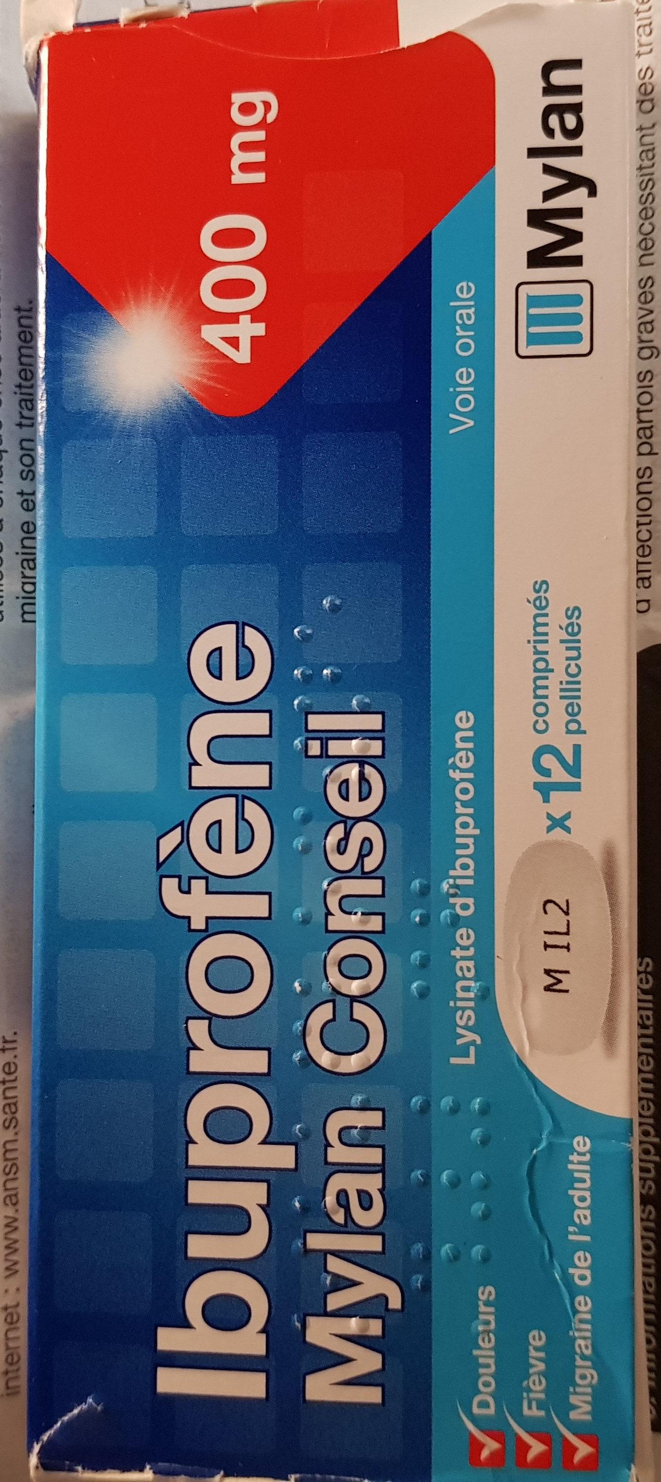 ibuprofene - Product - fr