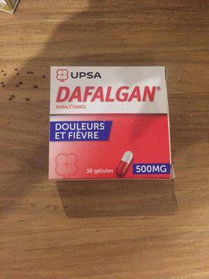 Dafalgan - Produit