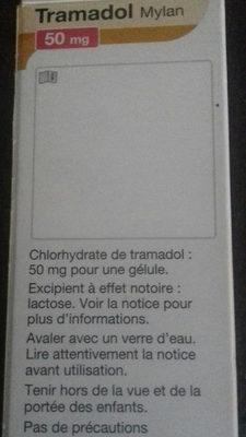 tramadol mylan - Product