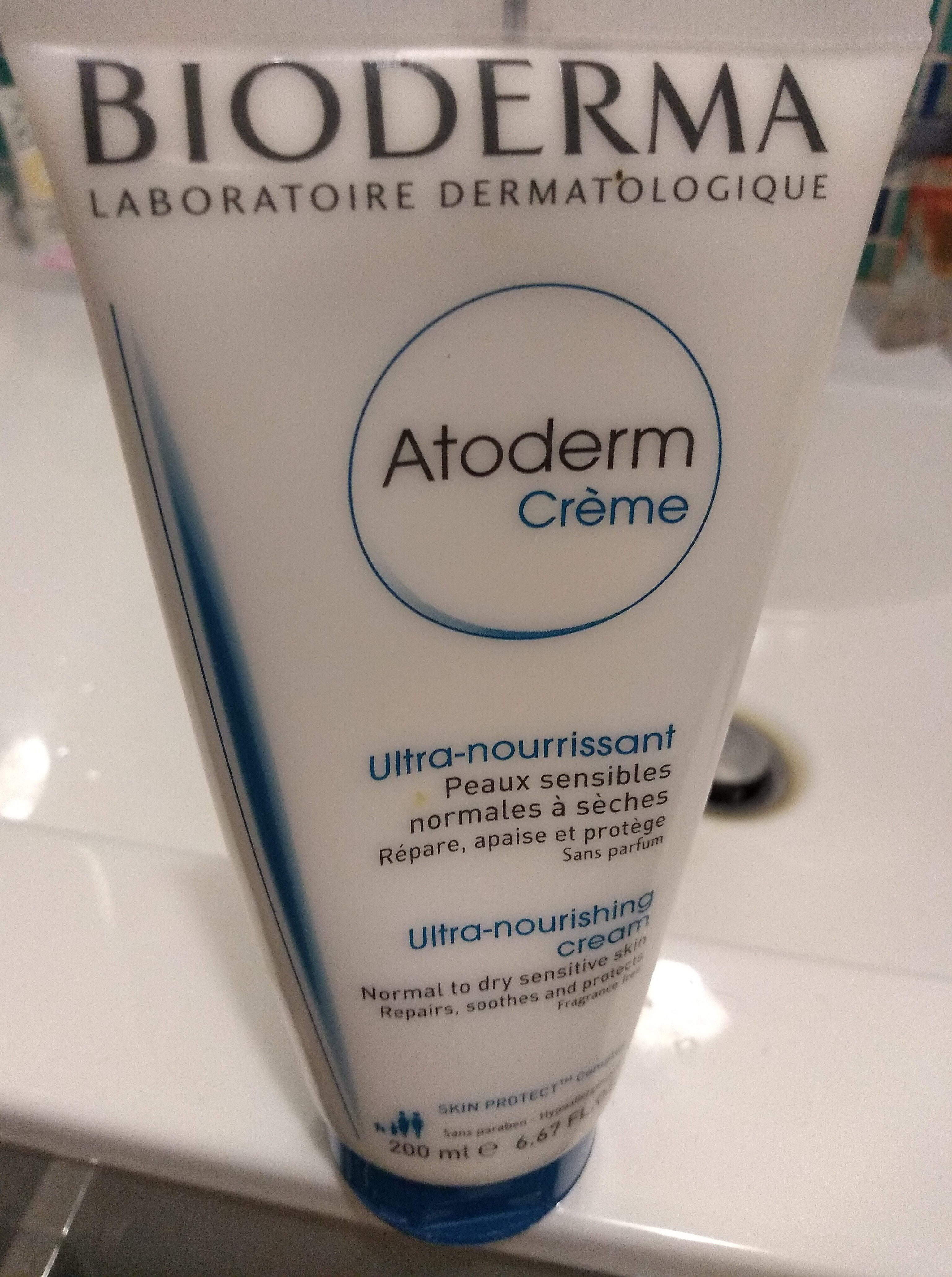 Atoderm crème - Product