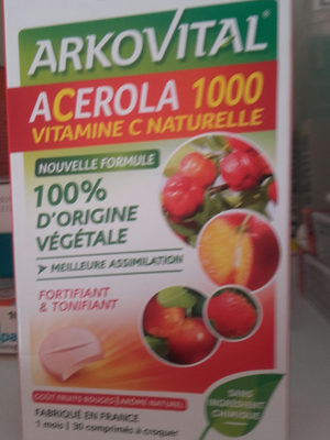 ACEROLA 1000 ARKOVITAL - Product