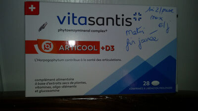 VITASANTIS - Product