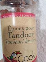 épices pour tandoori - Product