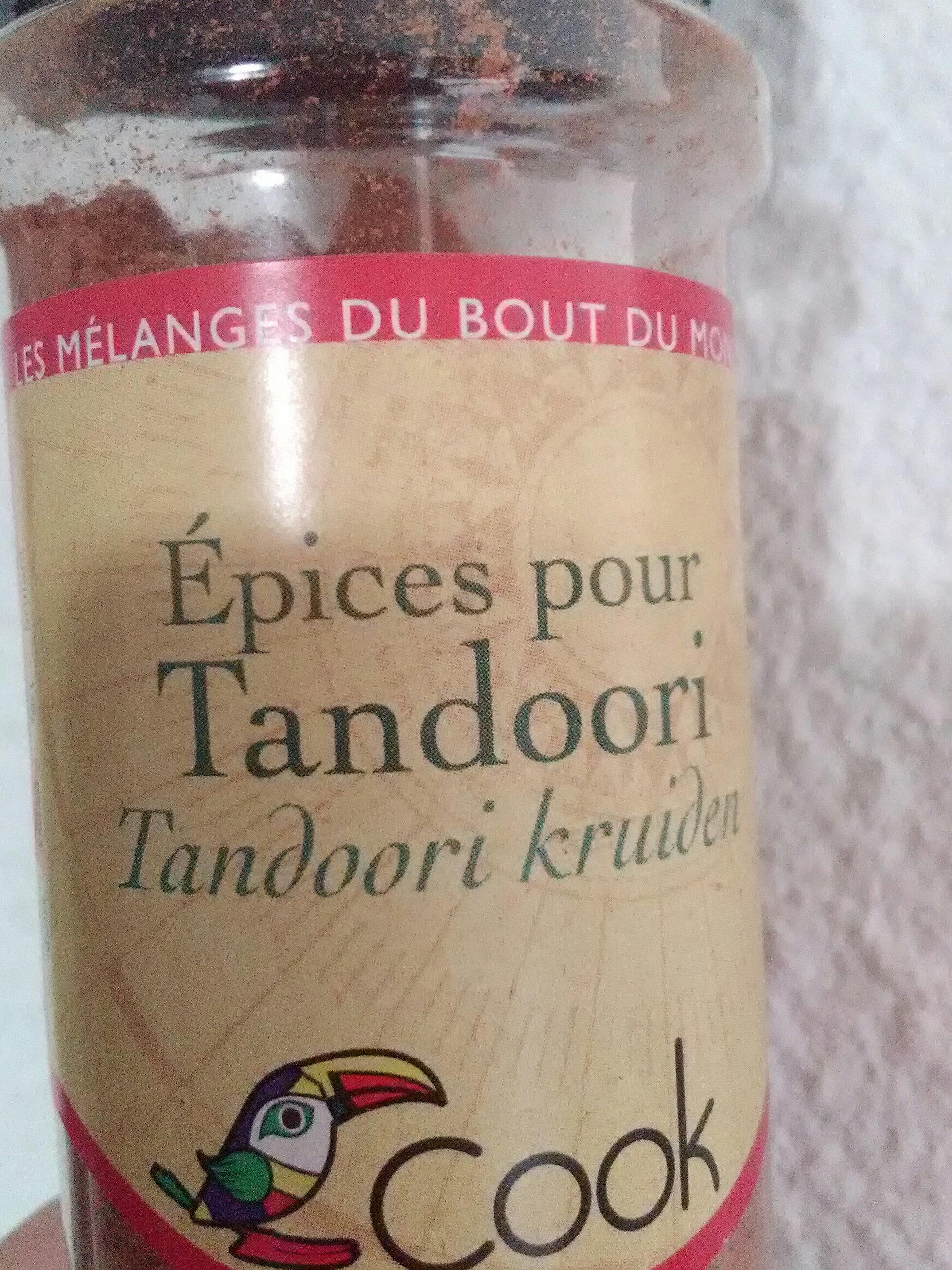 épices pour tandoori - Product - fr