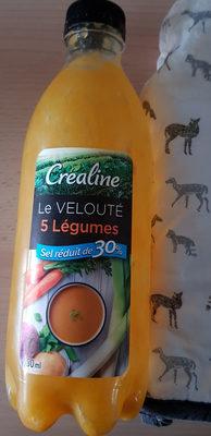 velouté 5 légumes - Product