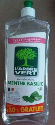 Menthe Basilic - Product