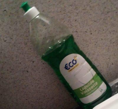 Liquide Vaisselle Eco+ - Ingredients - fr
