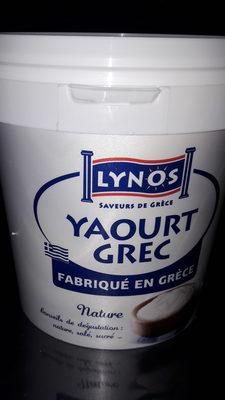yarourt grec - Product