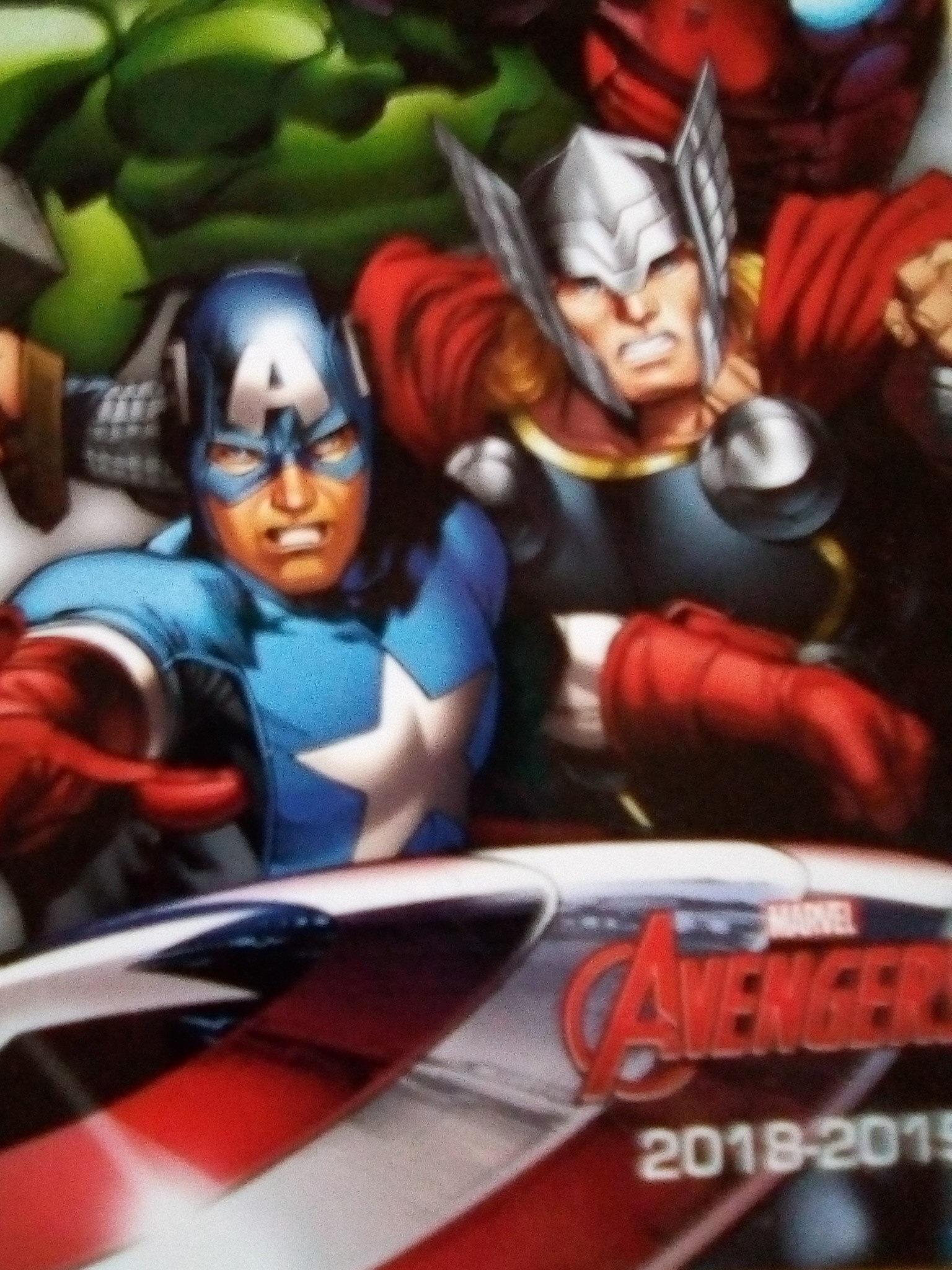 marvel Avengers - Produit