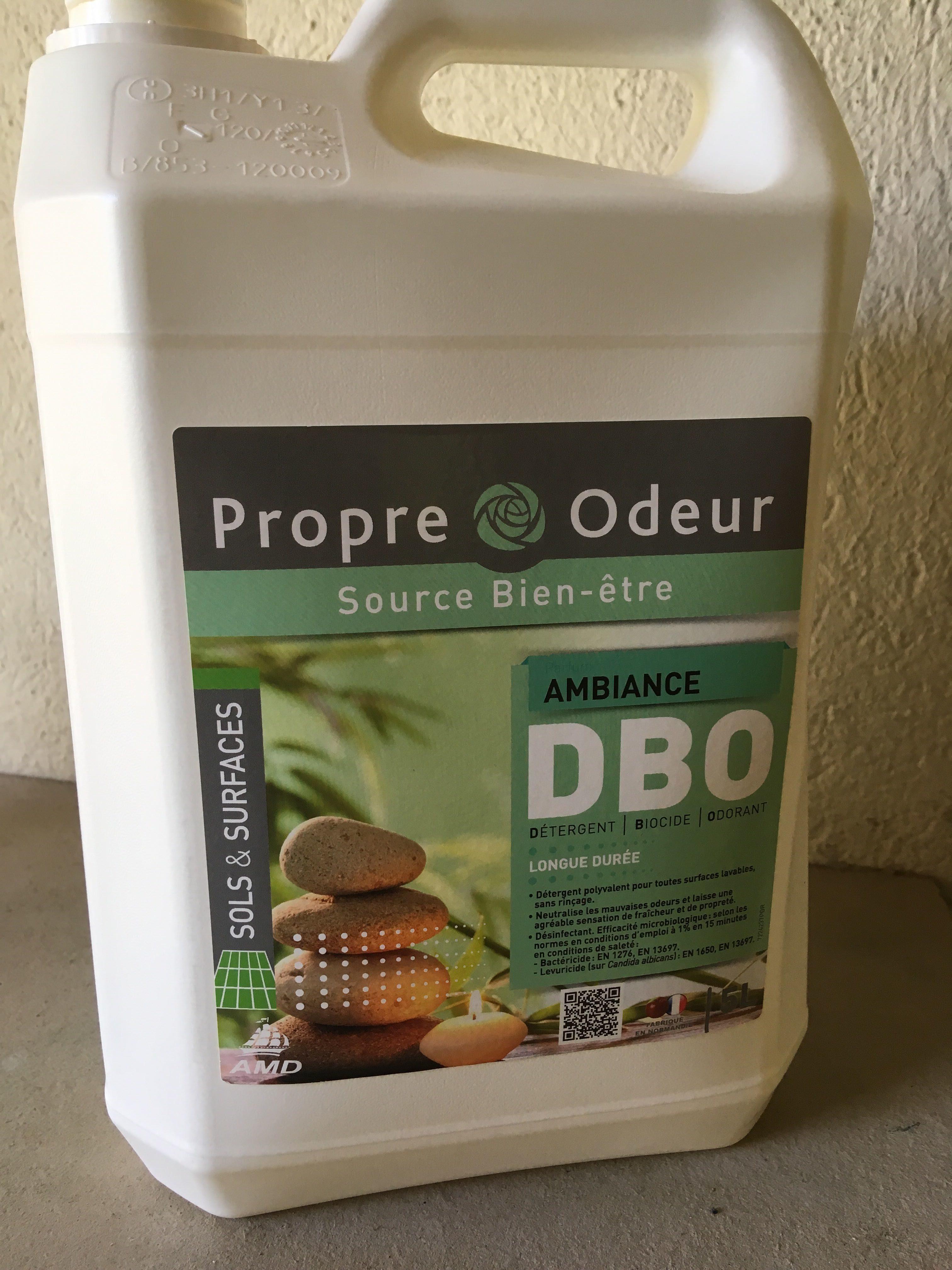 Propre odeur DBO - Produit