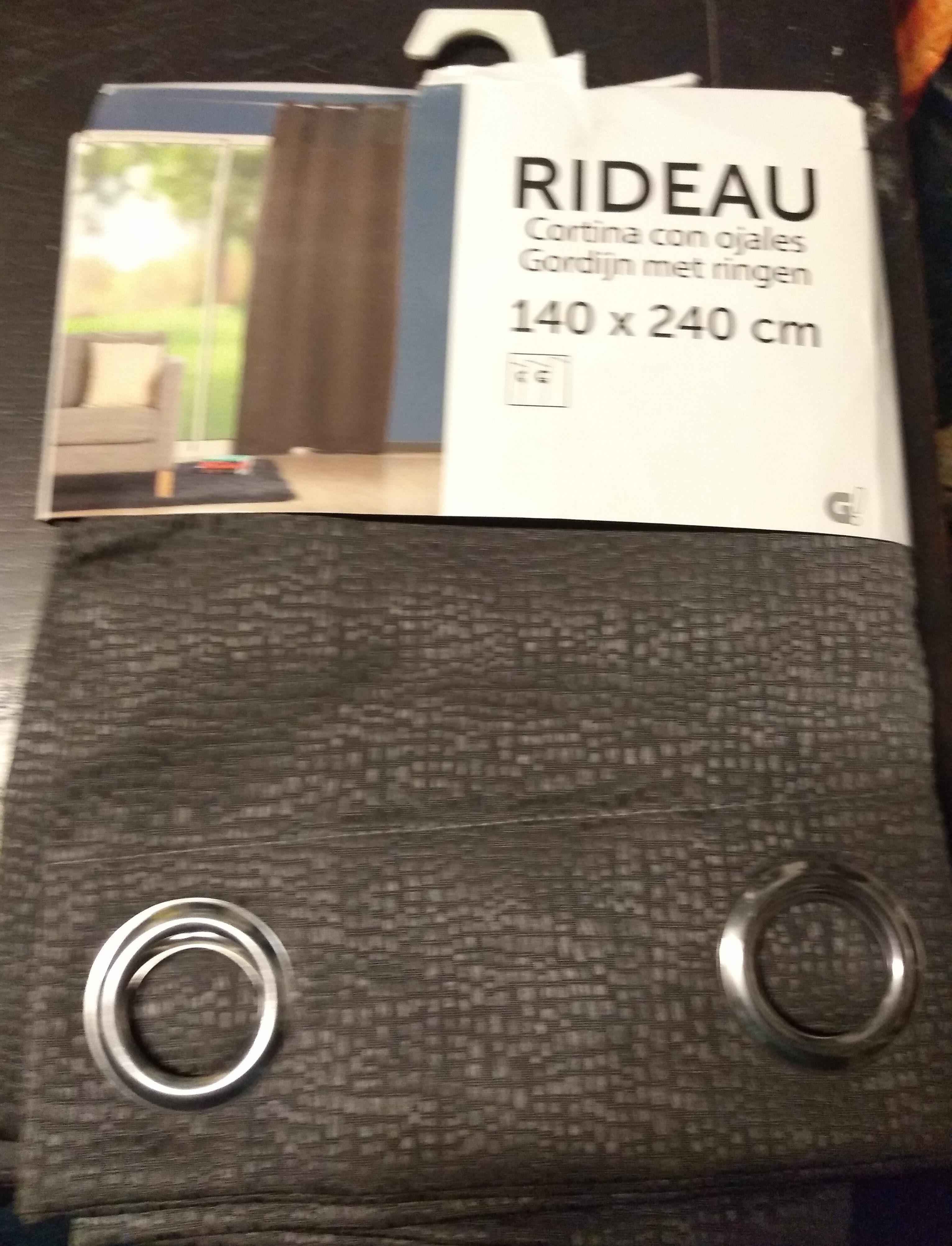 Rideau - Produit - fr