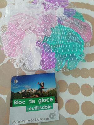 bloc de glace réutilisable - Product - fr