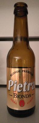 Pierra bionda - Product