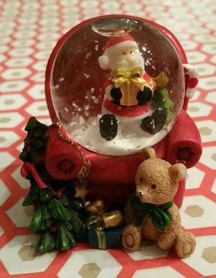 Boule à neige Père de Noël - Produit