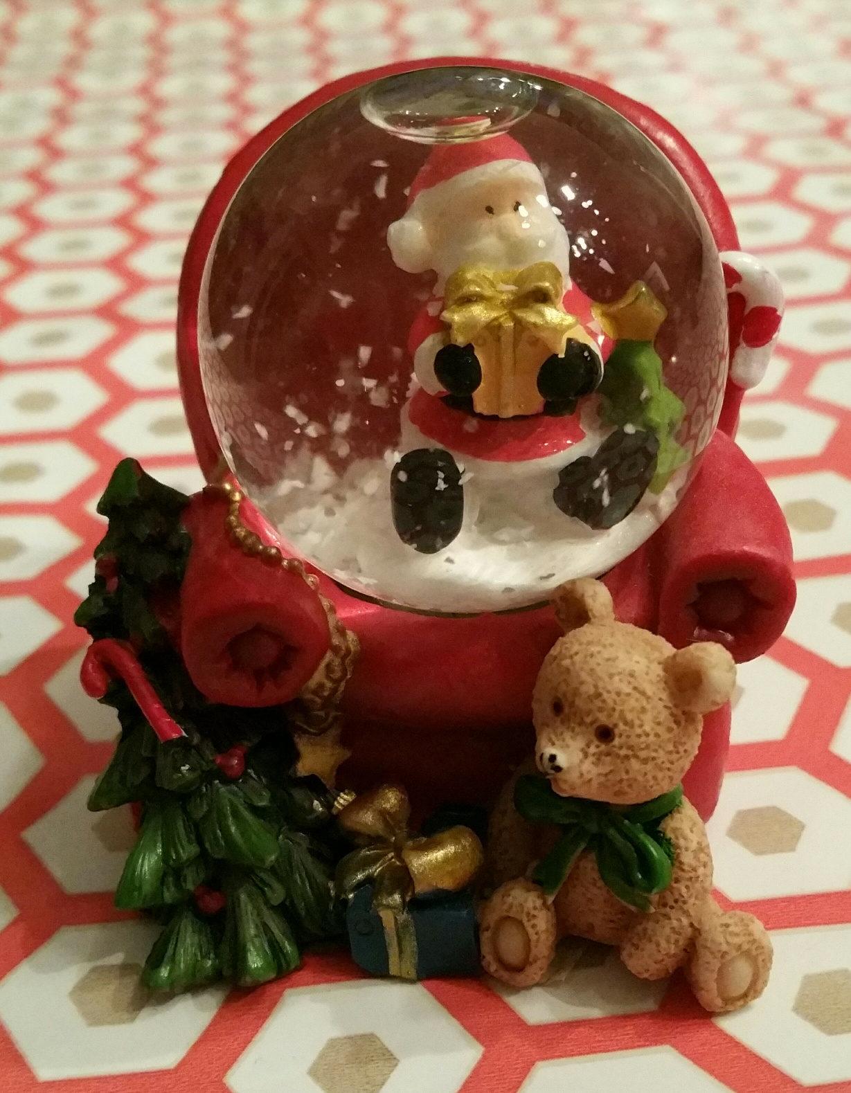 Boule à neige Père de Noël - Product - fr