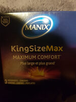 MANIX kingsizemax - Product - fr