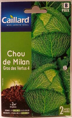 Chou de Milan Gros des Vertus - Product - fr