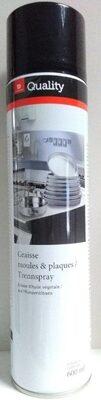 Graisse moules et plaques / trennspray - Product - fr