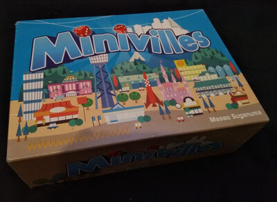 Minivilles - Produit - fr