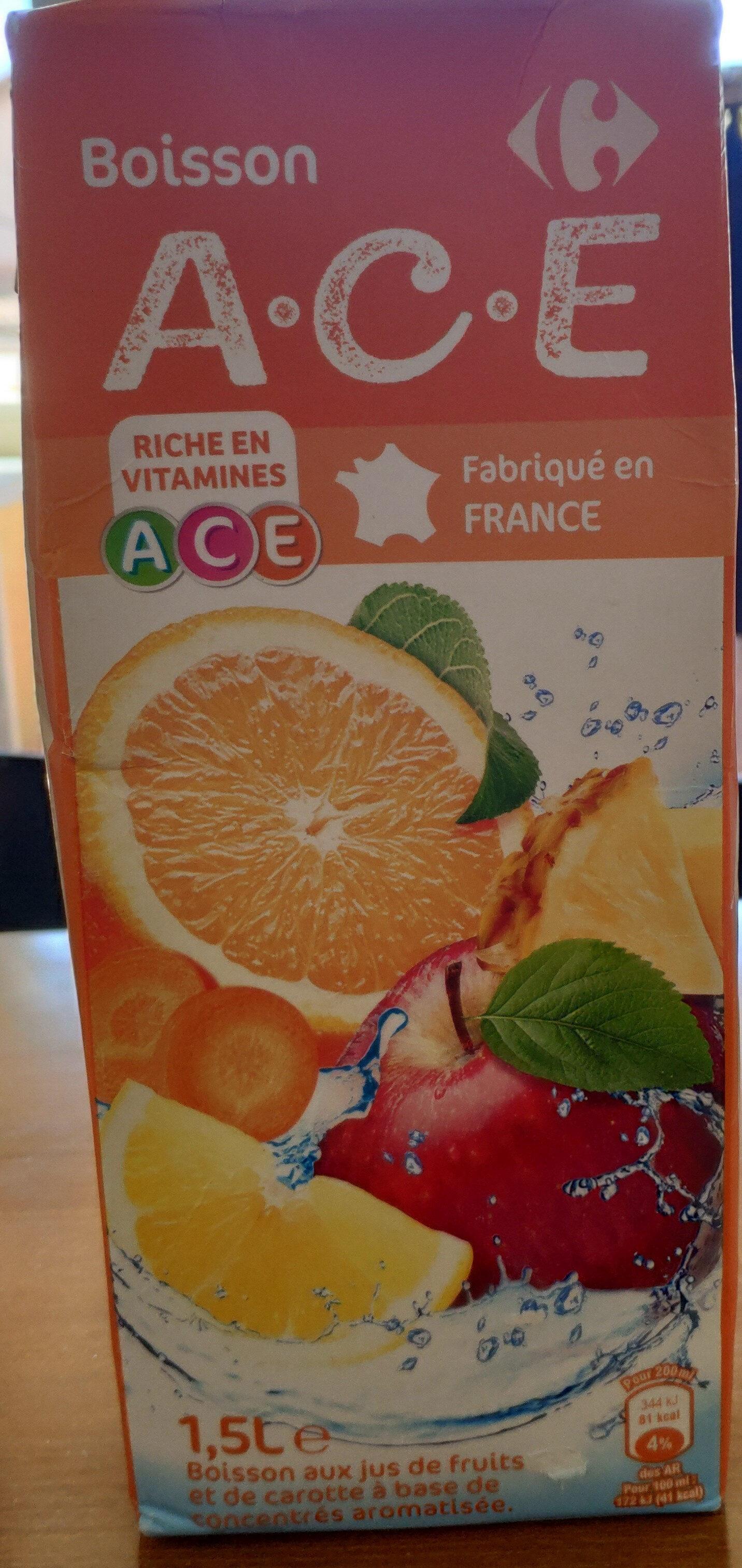 boisson ACE - Product - fr