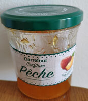 confiture de pêches - Product