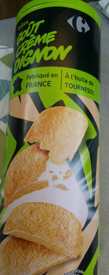 Tuiles Goût Crème Oignon - Product