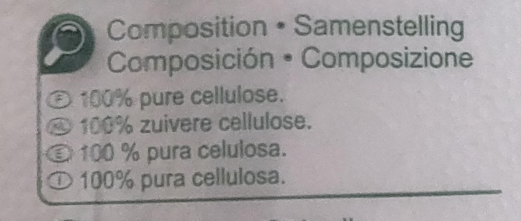 Confort Compact - Ingredients