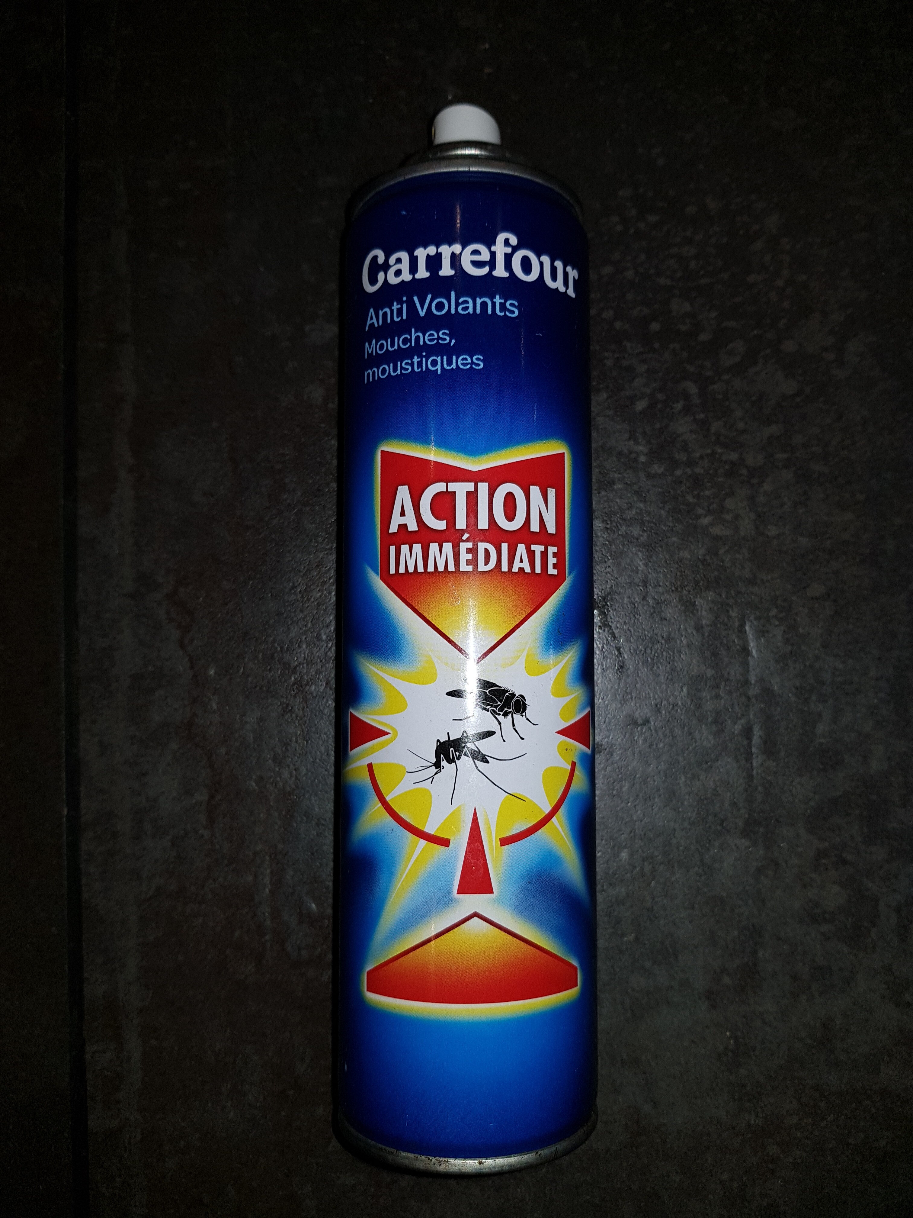 Anti volants Mouches, moustiques. Action immédiate - Product - fr