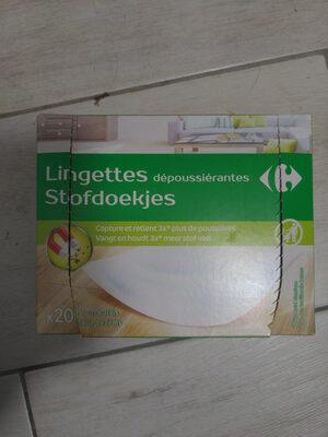 lingettes dépoussiérantes - Product - en