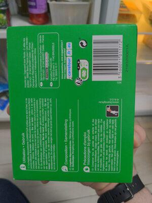 lingettes dépoussiérantes - Ingredients - en