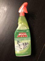 POWER avec JAVEL - Produit