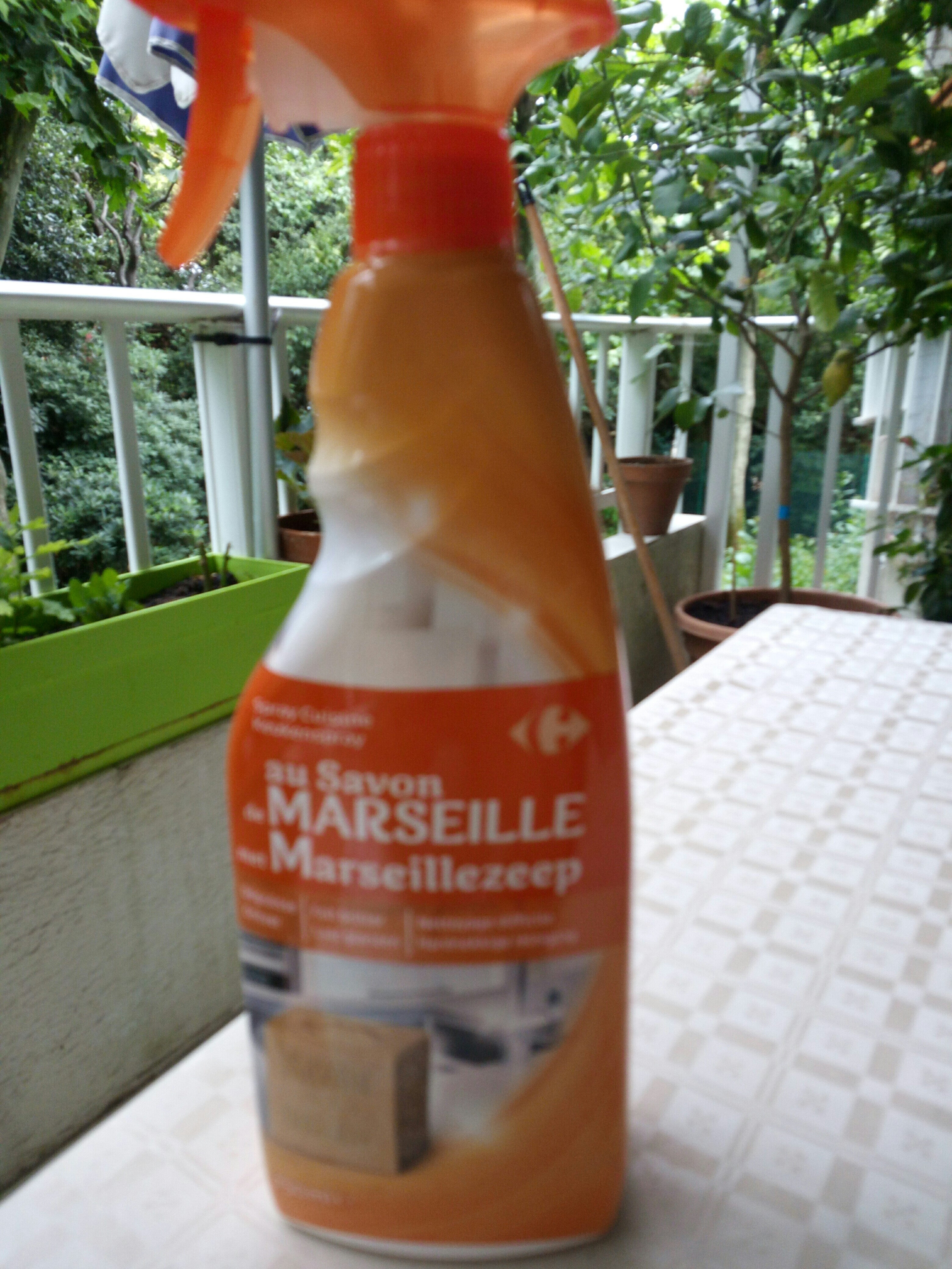 spray cuisine au savon de Marseille - Product - fr
