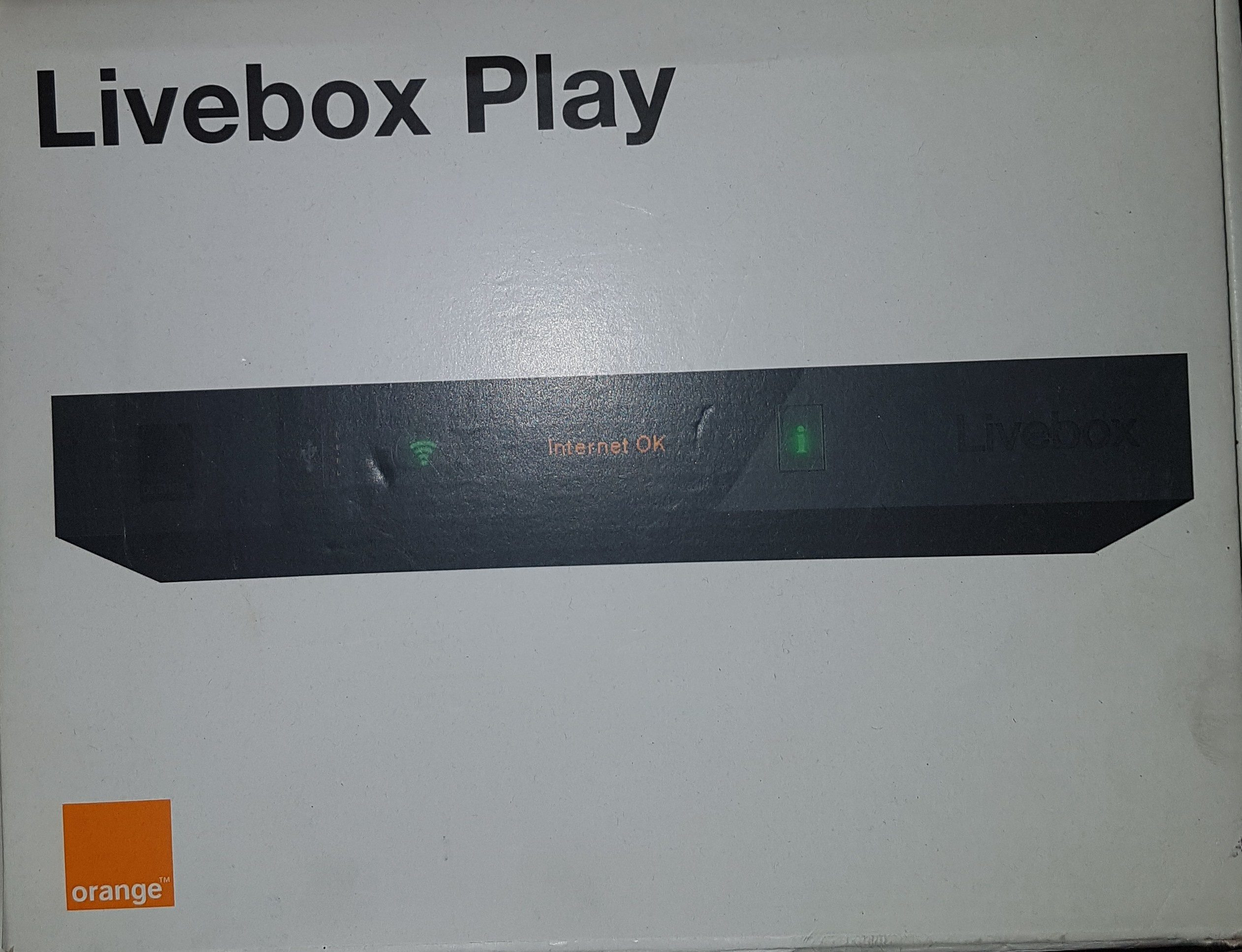 Livebox Play - Product