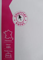 courrier suivi - Product