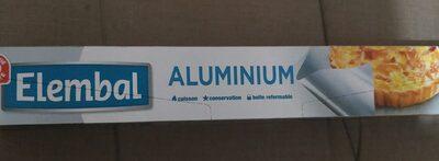 Papier Aluminium, Rouleau De 50 Mètres - Product - fr