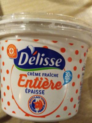 crème fraîche épaisse 30% - Product