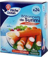 Bâtonnets saveur crabe - Product - fr