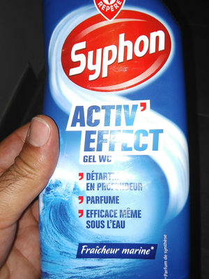 activ effect - Produit