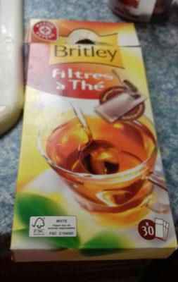 filtres à thé - Produit