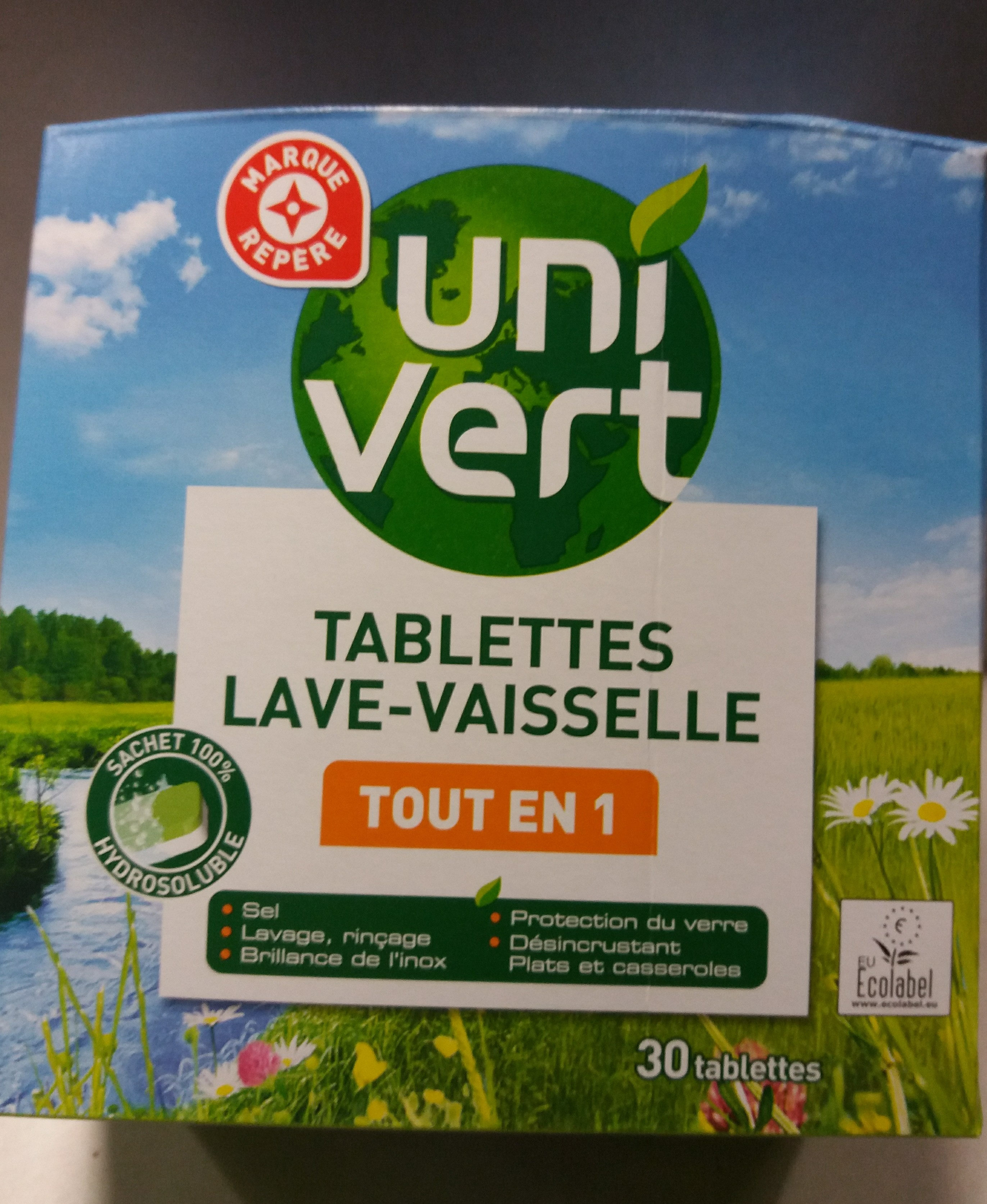 tablette lave vaisselle - Product