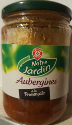 Aubergines a la provençale - Product
