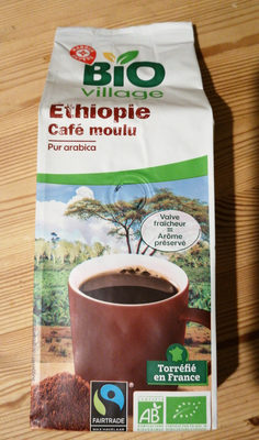 Café moulu Ethiopie - Produit