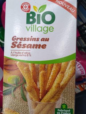 gressins au sésame - Product